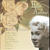 Billie Anthony: This Ole House: The Best of Billie Anthony *