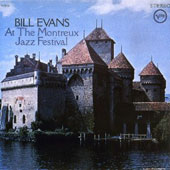 Bill Evans (Piano): At the Montreux Jazz Festival