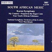 South African Romantic Music - Moerane, et al / Marchbank