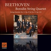 Beethoven: String Quartets Nos. 11 & 15 / Borodin String Quartet