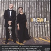 In the Style ofà / Terry Everson, trumpet, Shiela Kibbe, piano