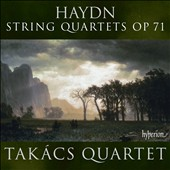 Haydn: String Quartets, Op. 71 / Takacs Quartet