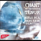 Chant du Saxophone T&#233;nor