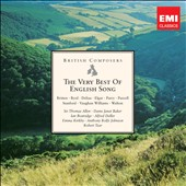 The Very Best of English Song / Thomas Allen, Janet Baker, Ian Bostridge, Alfred Deller