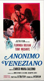 Stelvio Cipriani: Anonimo Veneziano [Original Motion Picture Soundtrack]