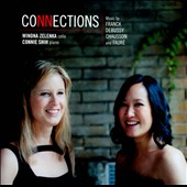 Connections: Music by Franck, Debussy, Chausson and Faur&eacute; / Winona Zelenka, cello; Connie Shih, piano