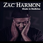 Zac Harmon: Music Is Medicine [Digipak]