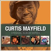 Curtis Mayfield: Original Album Series [Box]