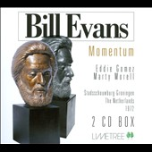 Bill Evans (Piano): Momentum [Digipak]