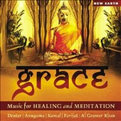 Deuter/Al Gromer Khan/Parijat/Anugama/Kamal (New Age): Grace: Music for Healing and Meditation