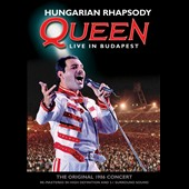 Queen: Hungarian Rhapsody: Queen Live in Budapest [DVD/2CD] [Digipak]