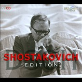Shostakovich Edition Box Set  [51 CDs]