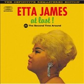 Etta James: At Last/Second Time Around [Bonus Tracks]