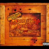 Moonshine Bandits: Whiskey and Women [CD/DVD] [PA] [Digipak]