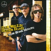 Jay Willie Blues Band: New York Minute *