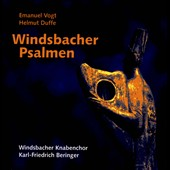Windsbacher Psalmen I - meditative psalms by Helmut Duffe and Emanuel Vogt / Beringer