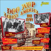 Various Artists: Doo Wop Across America: Good News: R&B Vocal Groups In New Orleans