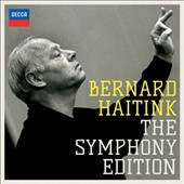 Bernard Haitink: The Symphony Edition / Royal Concertgebouw Orchestra [36 CDs]