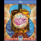 Various Artists: Festival Express [Blu-Ray]