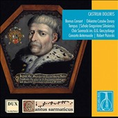Castrum Doloris, Old Polish burial ceremonies / Bornus Consort, Robert Pozarski
