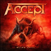 Accept: Blind Rage [CD/DVD] *