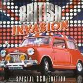 Various Artists: British Invasion [8/5]