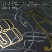 J.S. Bach: The Art of Fugue / Angela Hewitt, piano [2 for 1 price]