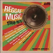 Various Artists: Reggae Music 1968-1975