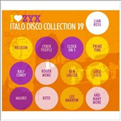 Various Artists: I Love ZYX: Italo Disco Collection: 19
