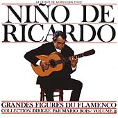 Nino de Ricardo: Great Masters of Flamenco, Vol. 11