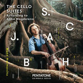 J.S. Bach: The Cello Suites - According to Anna Magdalena / Matt Haimovitz, baroque cello & cello piccolo (for which the Sixth Suite was likely intended)