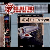 The Rolling Stones: From the Vault: Live at the Tokyo Dome 1990 [CD/DVD] [Digipak]