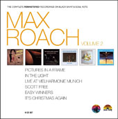 Max Roach: The  Complete Remastered Recordings, Vol. 2 *