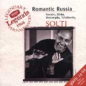 Romantic Russia / Georg Solti, London SO, et al