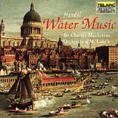 Classics - Handel: Water Music / Mackerras, St. Luke's