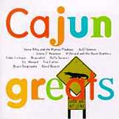 Various Artists: Cajun Greats
