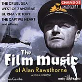The Film Music of Alan Rawsthorne / Gamba, BBC Philharmonic