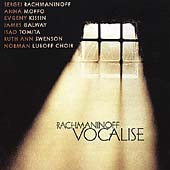 Rachmaninoff: Vocalise / Rachmaninoff, Moffo, Kissin, et al