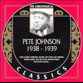 Pete Johnson (Piano): 1938-1939