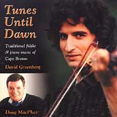David Greenberg: Tunes Until Dawn