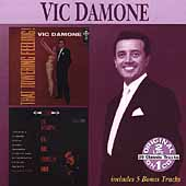 Vic Damone: That Towering Feeling!/On the Swingin' Side