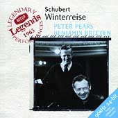 Legends - Schubert: Winterreise / Pears, Britten