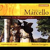 Early Music - Marcello: Sonatas for Harpsichord / Loreggian