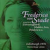 Songs from Dorumsgaard, Mahler, et al / Frederica Von Stade