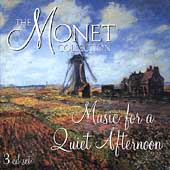 The Monet Collection - Music for a Quiet Afternoon