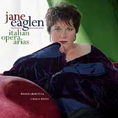 Jane Eaglen sings Italian Opera Arias / Rizzi, Philharmonia