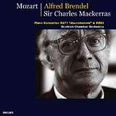 Mozart: Piano Concertos K 271 & 503 / Brendel, Mackerras