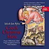 Ryba: Czech Christmas Mass, etc / Smetacek, Vymazalova