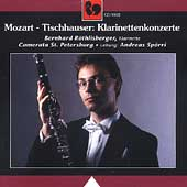 Mozart, Tischhauser: Klarinettkonzerte/ R&#246;thlisberger, et al