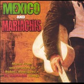 Robert Rodriguez (Guitar): El Mexico and Mariachis [Bonus DVD]